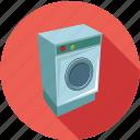 cleaning machine, home appliances, machine, washing machine icon