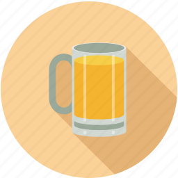 drink, food, juice, mug icon