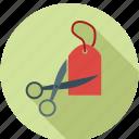 scizor, shopping, shopping tag, tag icon