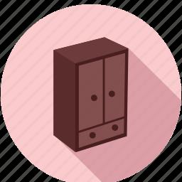 cupboard, furniture icon