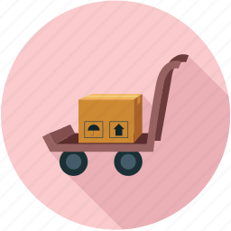 cargo, delivery, package, packaging, product, shopping, sold product icon