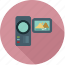 camcoder, camera, handy cam, handycam, movie camera, video camera, video maker icon