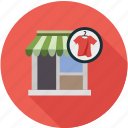 ecommerce, ecommerce shopping, shop, shop building, shopping icon