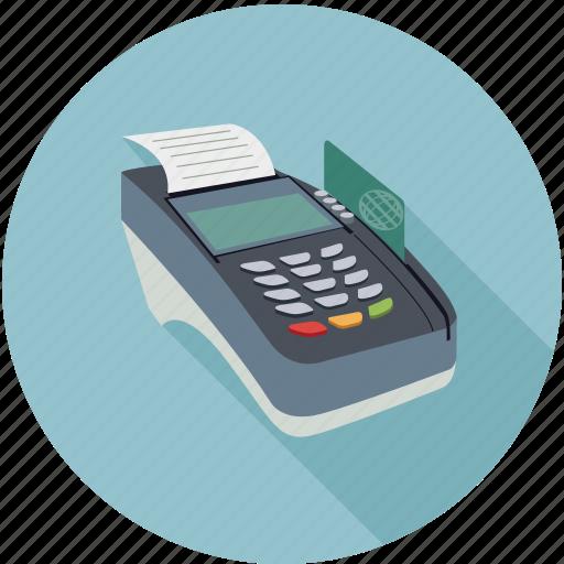 device, epos, point of sale, pos, pos device, pos machine, swipe card icon
