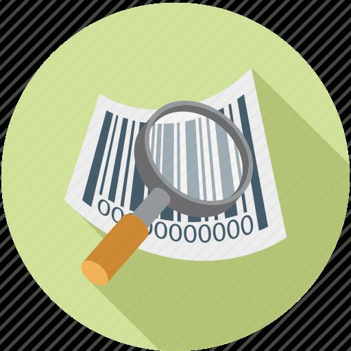 barcode, barcode reader, explore barcode icon