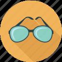 glasses, modern sun glasses, sun glasses icon