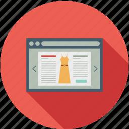 navigate shopping, navigation, online shop, online shopping, shopping navigation, web shopping icon