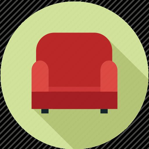 furniture, home decoration, interior, sofa icon