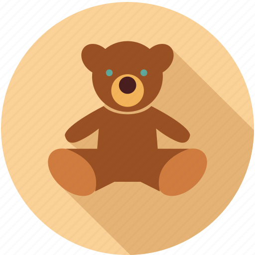 bear, stuff toy, stuffed toy, teddy bear, toy icon