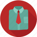 business people, corporate people, dress, shirt, shirt & tie, shirt and tie, tie icon