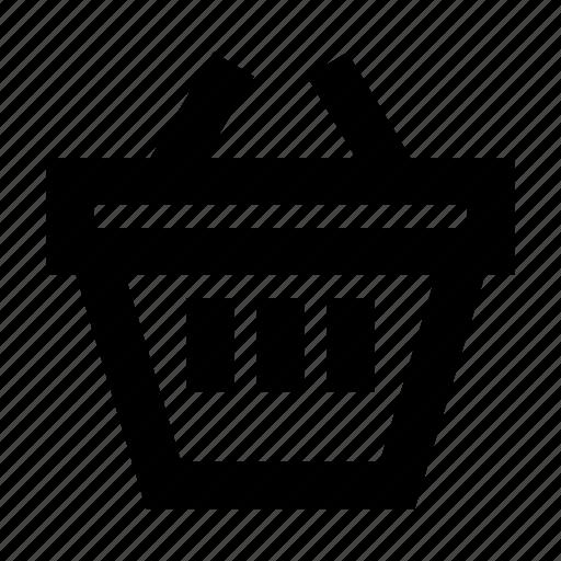 basket, commerce, market, shop, supermarket icon
