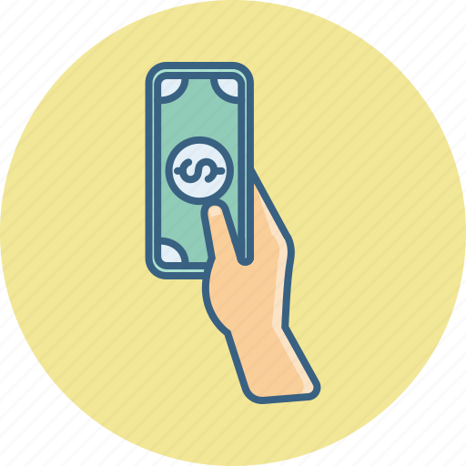 business, cash, currency, dollar, marketing, money, payment icon
