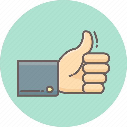 favorite, favourite, gesture, hand, like, thumbs, up icon
