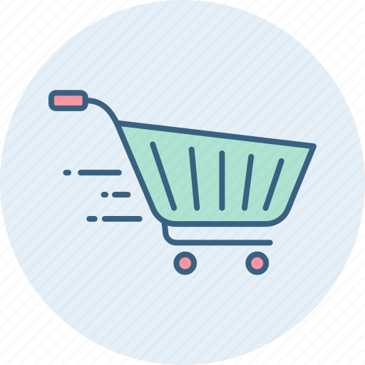 buy, cart, ecommerce, online, shop, shopping, trolley icon