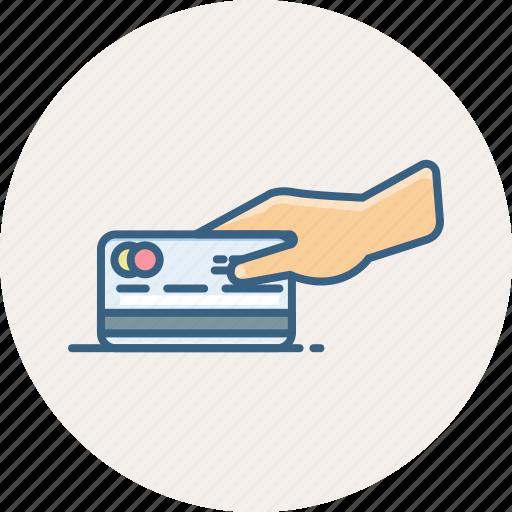 buy, card, money, pay, shop, shopping, swipe icon