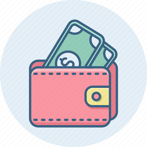 currency, dollar, finance, money, note, paper, wallet icon