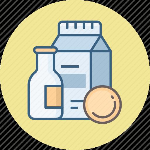 beverage, beverages, breakfast, drink, fresh, milk icon