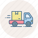 delivery, free, shipping, shopping, transport, transportation icon
