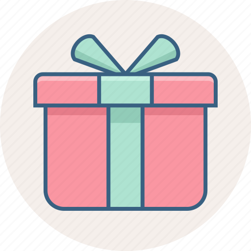 box, delivery, gift, package, parcel, present icon