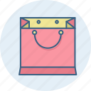 bag, business, buy, sale, shop, shopping, store icon