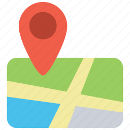 gps, locate, location, map, move, navigation, pin icon