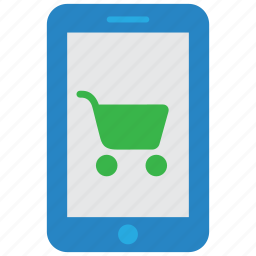 buy, ecommerce, mobile, online, order, phone, shopping icon