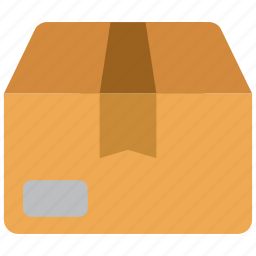 box, delivery, gift, order, package, packaging, product icon