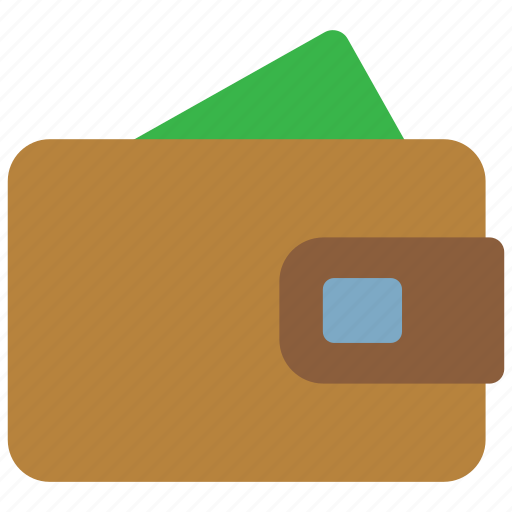 cash, dollar, money, payment, purse, shopping, wallet icon
