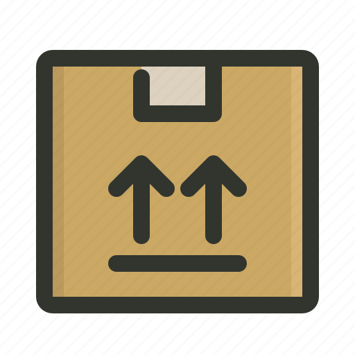 delivery, package, parcel, shipping icon