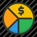 chart, expenditure, profit, statistics