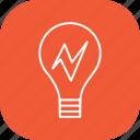 bulb, idea, innovation, invention, lightbulb