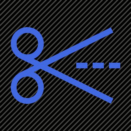 cut, discount, price, scissors icon