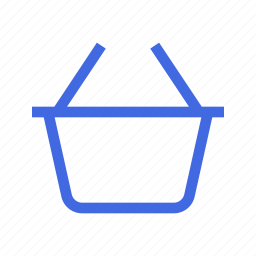 basket, cart, commerce, market, online, shopping, store icon