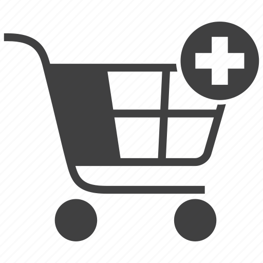 add, add to cart, buy, cart, plus, shop, store icon