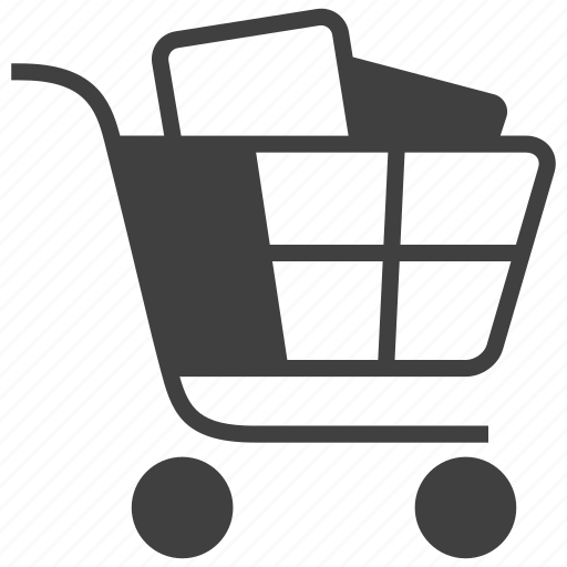 basket, buy, cart, ecommerce, market, shopping, supermarket icon
