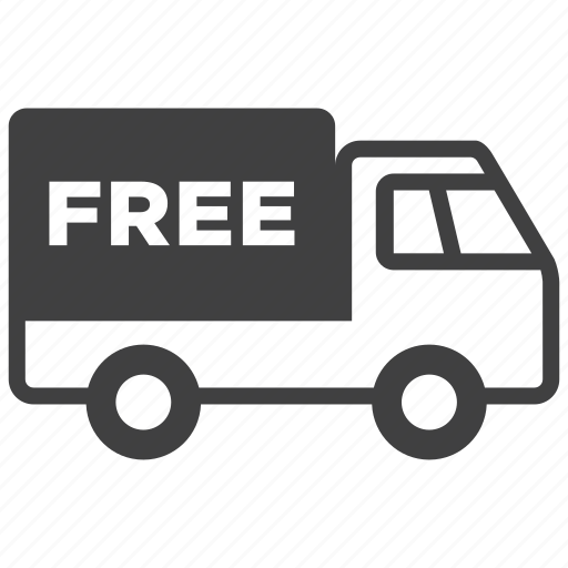 car, delivery, free, shipment, shipping, transport, truck icon