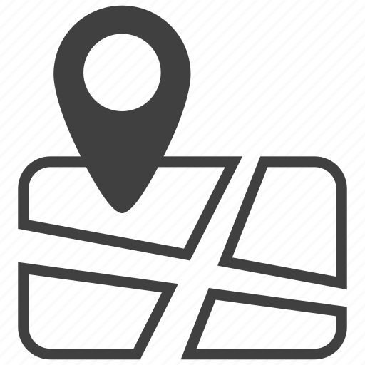 direction, gps, locate, location, map, navigation, pin icon