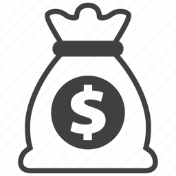 bag, cash, currency, dollar, finance, money, profit icon