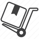 delivery, package, shipment, store, transport, transportation, warehouse icon