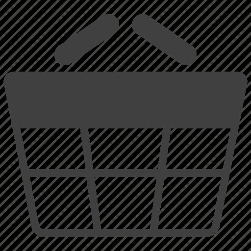 basket, buy, cart, ecommerce, shop, shopping, supermarket icon