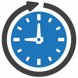 clock, order, procedure, processing, time, timer, watch icon