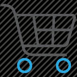 basket, buy, cart, ecommerce, purchase, shop, shopping icon