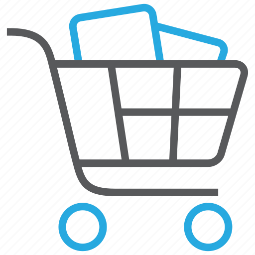 basket, buy, cart, goods, market, shop, shopping icon