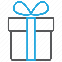 birthday, box, christmas, gift, goods, package, present icon