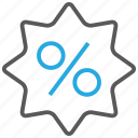 bargain, off, offer, percent, percentage, price, sale icon