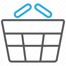 basket, buy, cart, commerce, ecommerce, shop, shopping icon