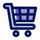 buy, cart, commerce, ecommerce, shop, shopping, trolley icon
