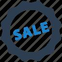 discount, sale, sticker icon