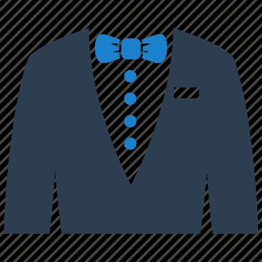 Suit, fashion, tuxedo icon - Download on Iconfinder