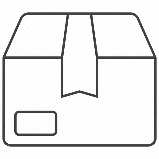 box, delivery, gift, goods, package, product, shipping icon